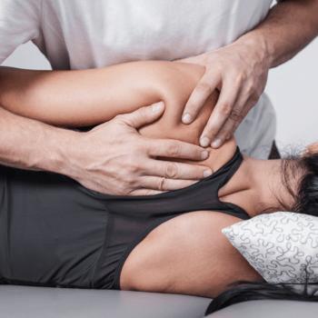 Tratamientos de fisioterapia en hombro